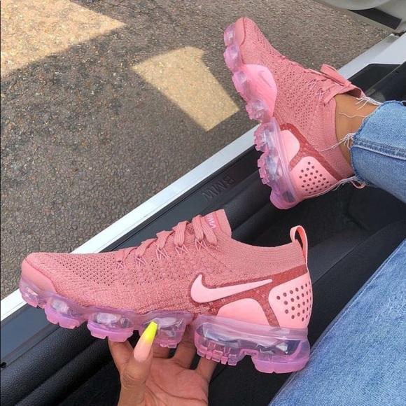 Nike Shoes | Nike Vapormax Rust Pink